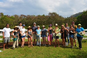 permaculture, training, courses, sustainability, hawaii
