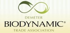 Demeter Biodynamic Trade Association Logo - Biodynamic Association