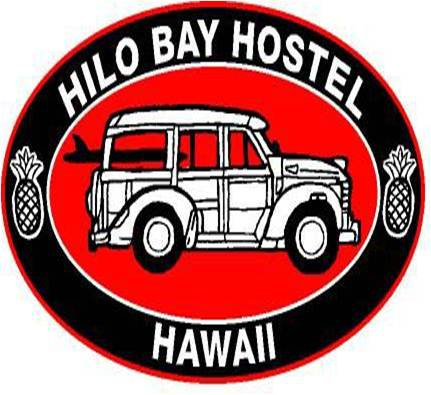 Hilo Bay Hostel Logo - Big Island Hostels