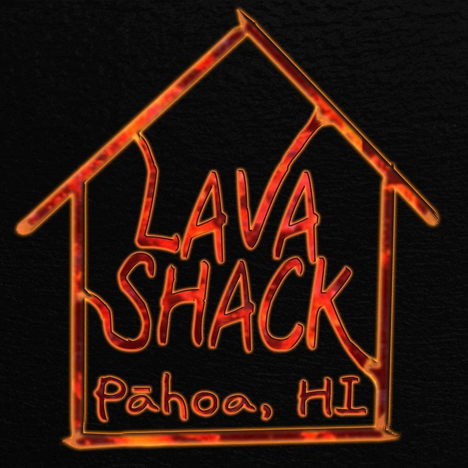 Lava Shack Logo - Big Island Hostels