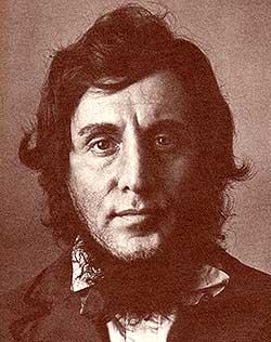 Thoreau picture - Eco Quotes