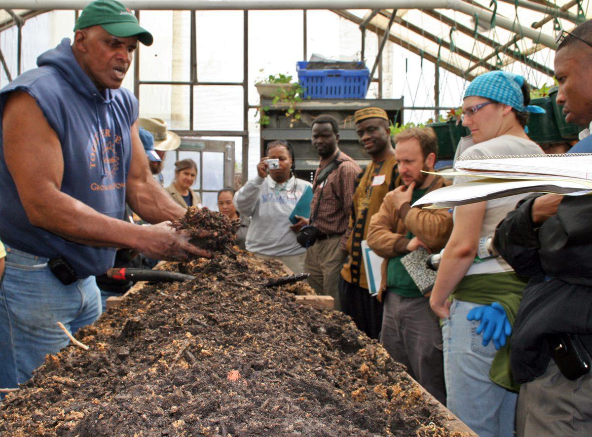 Will Allen Farming - Environmental Quotes & Eco Quotes