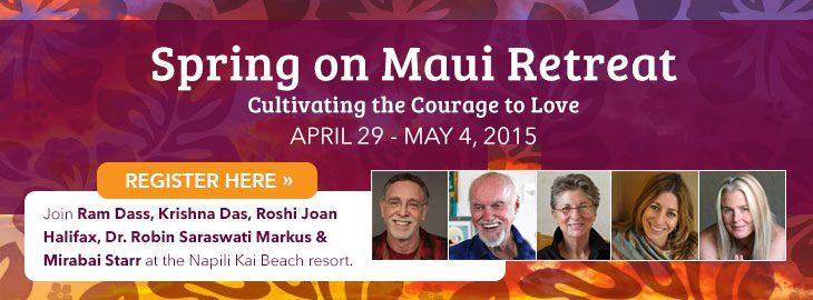 Spring On Maui Retreat